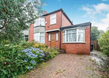 Thumbnail 3 bed semi-detached house for sale in Wilmslow Avenue, Sharples, Bolton, Greater Manchester