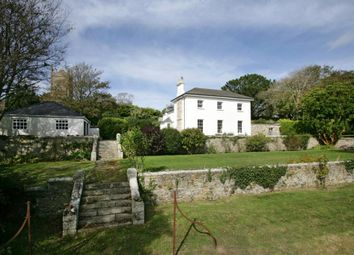 Thumbnail 5 bedroom detached house for sale in Lethlean Lane, Phillack, Hayle, Cornwall