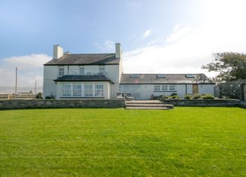 Thumbnail 4 bed detached house for sale in Llanfaethlu, Holyhead