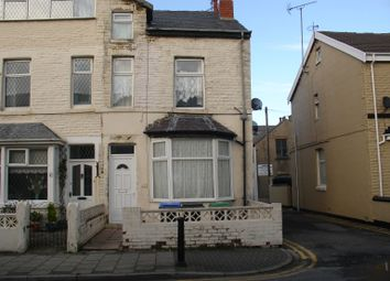 Thumbnail 1 bedroom flat to rent in Clarendon Road, Blackpool