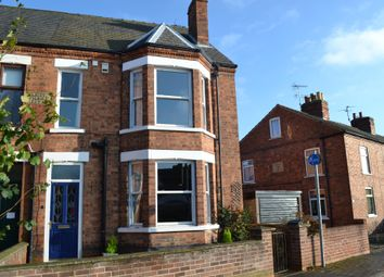 Thumbnail 4 bed semi-detached house to rent in London Road, New Balderton, Newark
