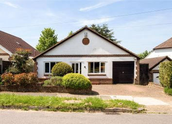 Thumbnail 4 bed detached house for sale in Shawley Crescent, Epsom, Surrey