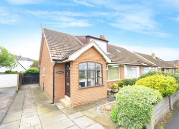 Thumbnail 3 bedroom semi-detached bungalow for sale in Mowbreck Lane, Wesham, Preston, Lancashire