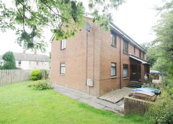 Thumbnail 2 bed flat for sale in 11B, Mauchline Road, Mossblown, Ayr KA65Dd