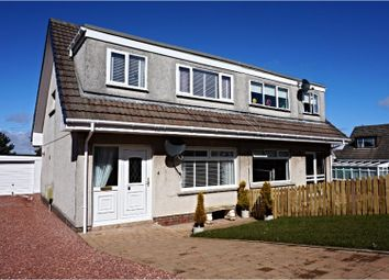 Thumbnail 3 bed semi-detached house for sale in Bells Wynd, Lanark
