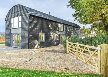 Thumbnail 4 bed detached house to rent in Northbrook Park, Farnham, Hampshire