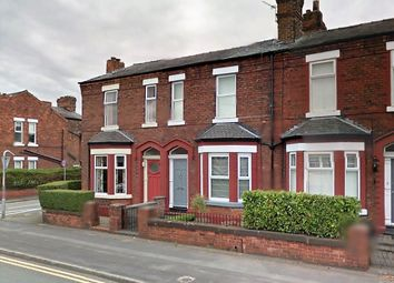 Thumbnail 3 bed terraced house to rent in Knutsford Road, Grappenhall, Warrington, Cheshire