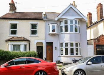 Thumbnail 3 bedroom semi-detached house for sale in St. Johns Road, Westcliff-On-Sea