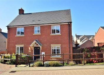 Thumbnail 4 bedroom detached house for sale in Ash Close, Kings Cliffe, Peterborough