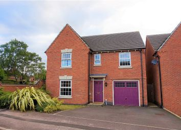 Thumbnail 4 bed detached house for sale in Pasture Avenue, Mansfield