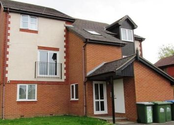 Thumbnail 1 bedroom flat to rent in Dundonald Close, Southampton