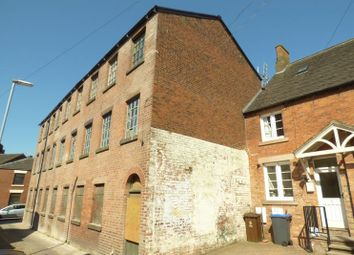 Thumbnail 2 bed town house for sale in Britannia Mill, West Street, Leek