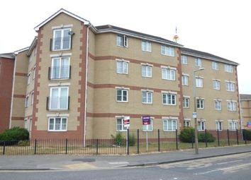 Thumbnail 2 bed flat for sale in Dunlop Road, Tilbury, Essex