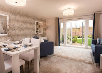 "Thumbnail 3 bed semi-detached house for sale in ""Barwick"" at Birch Road, Walkden, Manchester"