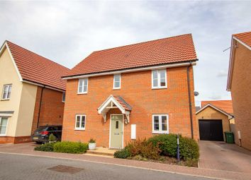 Thumbnail 4 bed detached house for sale in Orchard Crescent, Elsenham, Essex