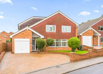Thumbnail 4 bed detached house for sale in Jarvis Cleys, Cheshunt, Waltham Cross