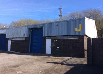 Thumbnail Industrial to let in Gellihirion Industrial Estate, Pontypridd