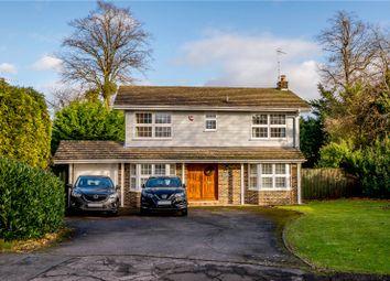 Thumbnail 4 bedroom detached house for sale in Brudenell, Windsor, Berkshire