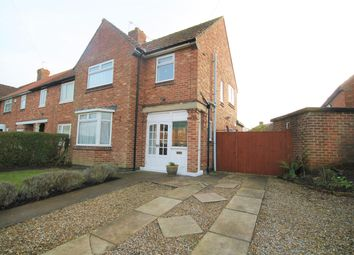 Thumbnail 3 bed end terrace house for sale in Westfield Place, York