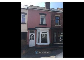 Thumbnail 3 bedroom terraced house to rent in Plymouth Road, Sheffield
