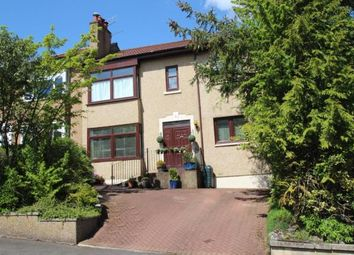 Thumbnail 5 bed semi-detached house for sale in Quarrybrae Avenue, Clarkston, East Renfrewshire