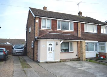 Thumbnail 3 bed semi-detached house for sale in Thorpe Road, Clacton-On-Sea