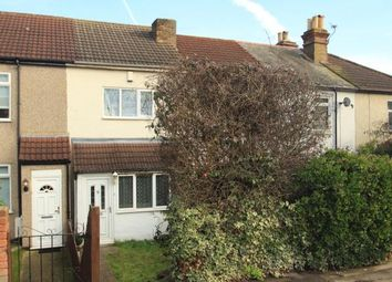 Thumbnail 2 bed terraced house for sale in Heathfield Terrace, London Road, Swanley, Kent