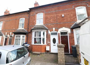 Thumbnail 3 bed terraced house for sale in Alfred Road, Handsworth, West Midlands