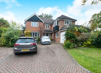Thumbnail 5 bedroom detached house for sale in Knowsley Close, Maidenhead