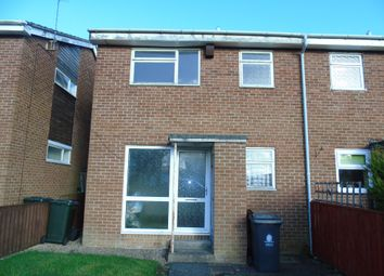 Thumbnail 1 bed terraced house for sale in Welwyn Close, Wallsend