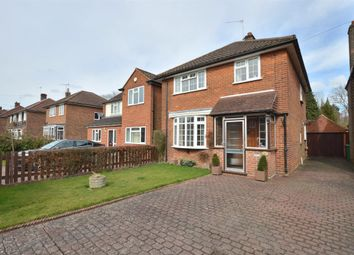 Thumbnail 3 bedroom detached house for sale in Orpin Road, Merstham, Redhill