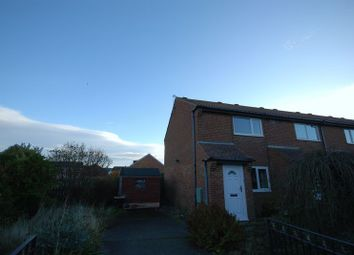 Thumbnail 2 bed terraced house for sale in Manor View, Newbiggin-By-The-Sea