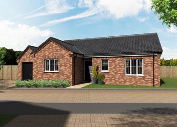 Thumbnail 3 bed detached bungalow for sale in School Road, Earsham, Bungay