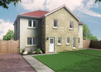 Thumbnail 3 bedroom semi-detached house for sale in The Myrtle, Off Cupar Road, Leven, Fife