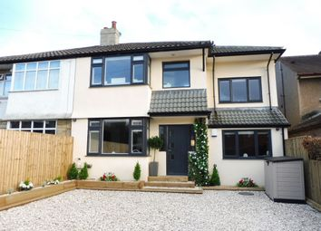 Thumbnail 5 bed semi-detached house for sale in West Way, Shipley