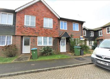 3 bed terraced house to rent in Brookenbee Close, Rustington BN16