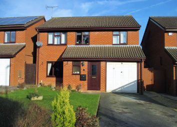 Thumbnail 4 bedroom detached house for sale in Worcester Way, Daventry
