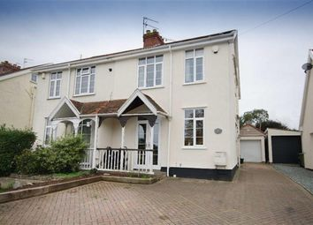 Thumbnail 4 bed semi-detached house for sale in Westerleigh Road, Downend, Bristol