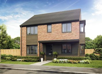"Thumbnail 4 bed detached house for sale in ""The Laurel"" at Exeter Road, Wallsend"