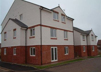 Thumbnail 2 bed flat to rent in Argyll Drive, Carlisle