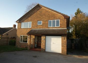 Thumbnail 4 bed detached house to rent in Walworth Road, Picket Piece, Andover