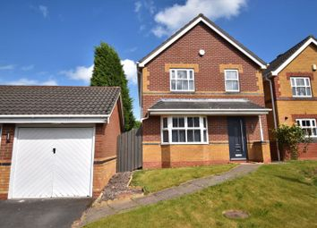 Thumbnail 4 bed detached house for sale in Yellowstone Close, St Georges, Telford