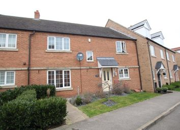 Thumbnail 3 bed terraced house for sale in The Furrow, Littleport, Ely