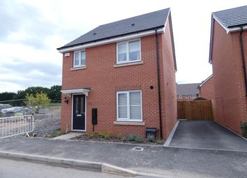 Thumbnail 3 bed detached house for sale in Ebrook Way, Sutton Coldfield