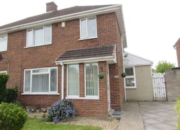 Thumbnail 3 bed semi-detached house for sale in Cyntwell Crescent, Cardiff