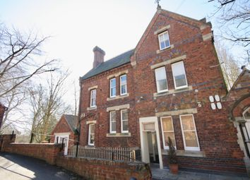 Thumbnail 1 bedroom flat to rent in 14 Lindum Terrace, Lincoln, Lincolnshire LN25Rt