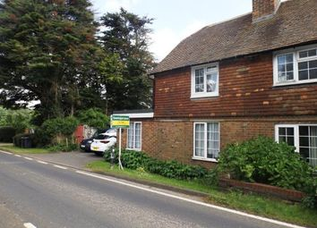 Thumbnail 2 bed semi-detached house for sale in Canterbury Road, Challock, Ashford, Kent