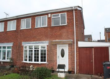 Thumbnail 3 bed semi-detached house for sale in Primrose Avenue, Underwood