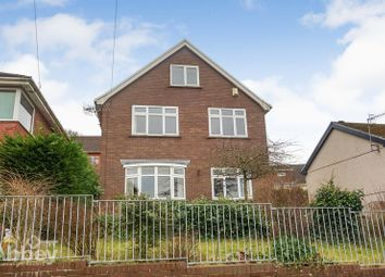 Thumbnail 5 bed detached house for sale in Bwlch Road, Cimla, Neath
