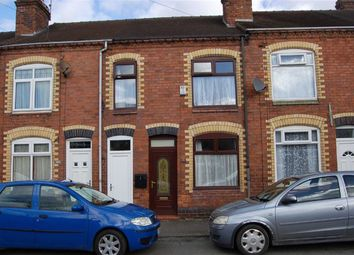 Thumbnail 2 bedroom terraced house for sale in George Street, Silverdale, Newcastle-Under-Lyme